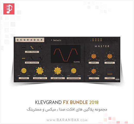 Klevgrand FX bundle 2018