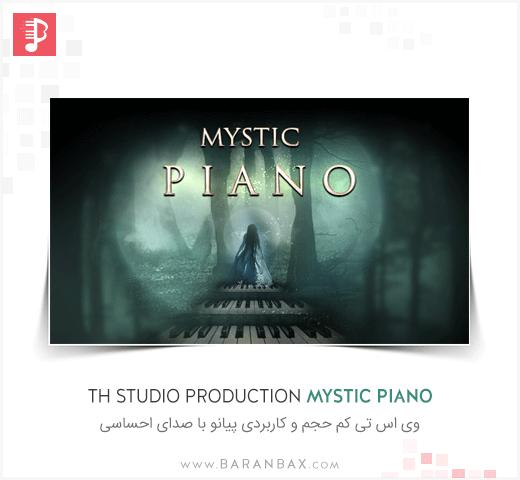 TH Studio Production MYSTIC PIANO