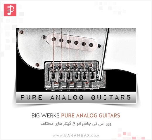 Big Werks Pure Analog Guitars