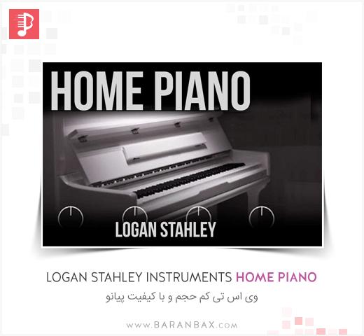 Logan Stahley Instruments Home Piano