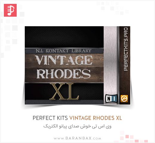 Perfect Kits Vintage Rhodes XL
